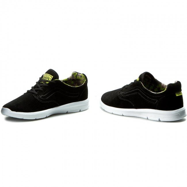Sneakers Iso Vn0a2xrmat4 1 camo Vans Blackwhite Shoes 5 Laced rra4w