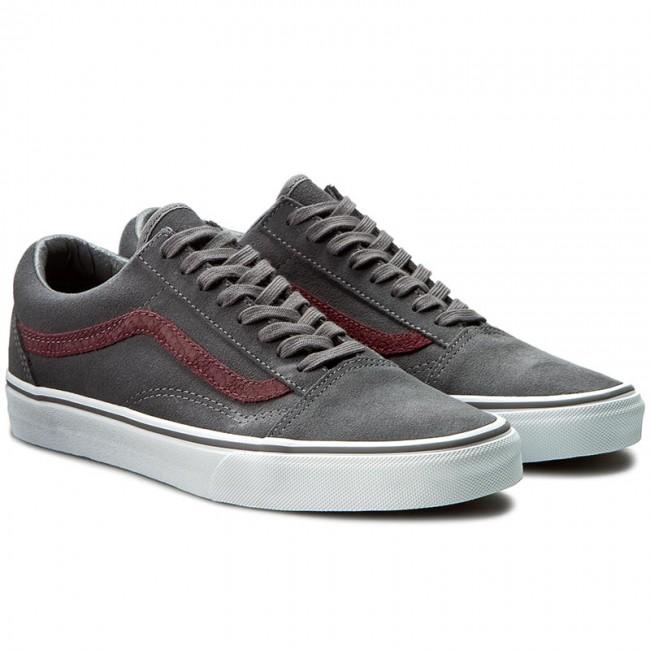 Plimsolls VANS - Old Skool VN0004OJJT3 (Reptile) Gray Port Royal - Casual -  Low shoes - Men s shoes - www.efootwear.eu c6f37b868
