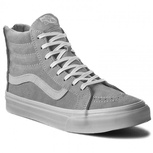 b93c5c9536 Sneakers VANS - Sk8-Hi Slim Zip VN000HX8JV9 (Scotchgard) Cool Grey ...