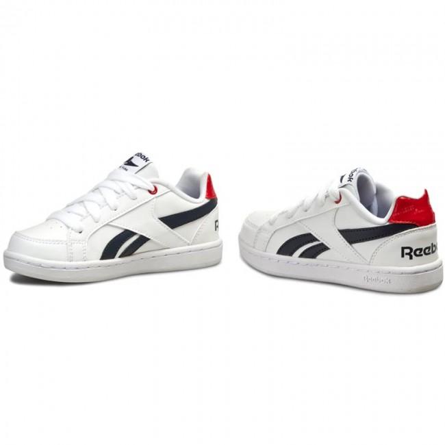 Shoes Reebok - Royal Prime V69992 White/Navy/Motor Red