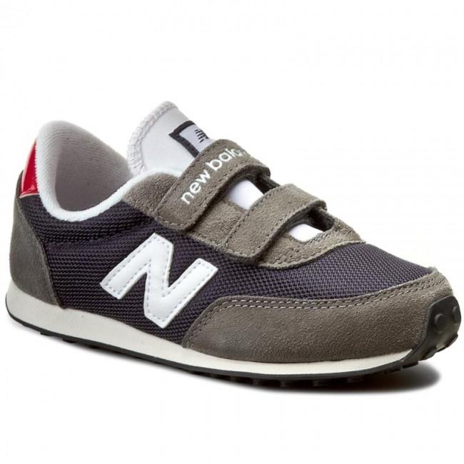 new balance kids sneakers. sneakers new balance - ke410vgy grey new balance kids