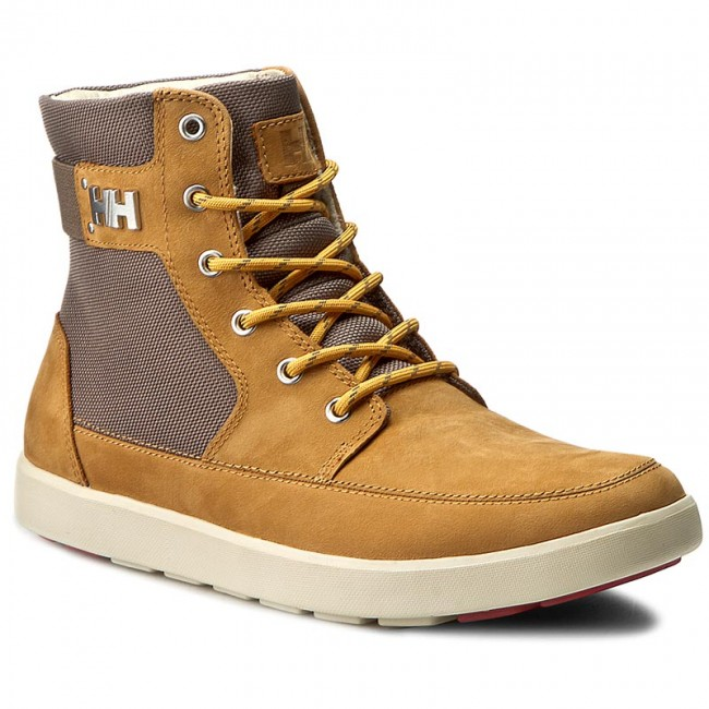 Knee High Boots HELLY HANSEN - Stockholm 109-99.724 New Wheat Bungee ... f565876bd9