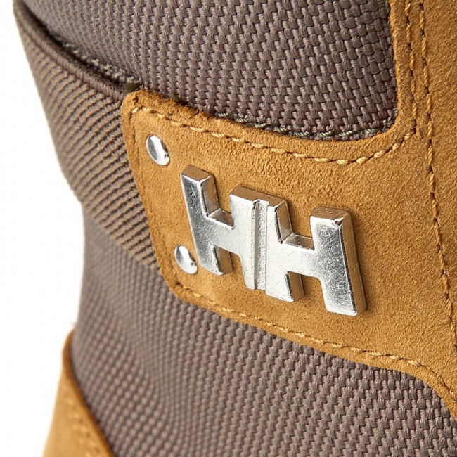 Knee High Boots HELLY HANSEN - Stockholm 109-99.724 New Wheat Bungee Cord  1569d76847