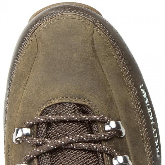 Trekker Boots HELLY HANSEN W The Forester 105 16.708 EspressoNaturaWalnut