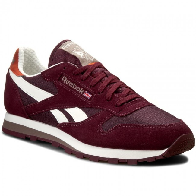 Shoes Reebok - Cl Leather Camp AR1430 Mystic Maroon Maroon - Casual - Low  shoes - Men s shoes - www.efootwear.eu 080ba1db3944