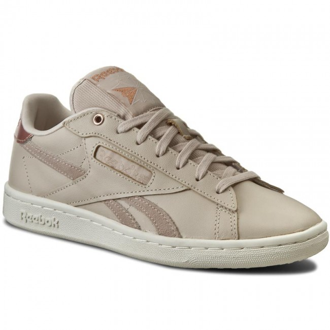 Shoes Reebok - Npc Uk Metallic AQ9834 Stucco/Chalk/Rose Gold