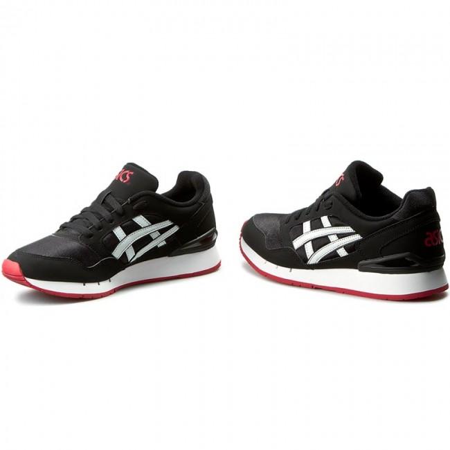 Sneakers ASICS TIGER Gel Atlanis H6G0N BlackSoft Grey 9010