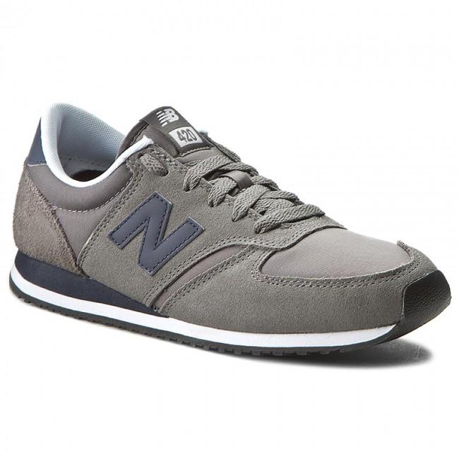 Sneakers NEW BALANCE - Classics U420YN Grey