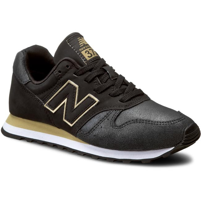 a197ff72be9b8 Sneakers NEW BALANCE - WL373NG Black - Flats - Low shoes - Women s ...