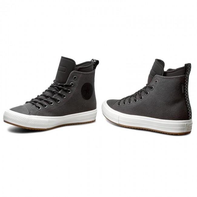 Sneakers CONVERSE - Ctas II Boot Hi 153568C Almost Black/Black/Egret