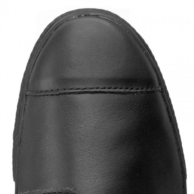 10bdcabb0b9f Sneakers CONVERSE - Ctas High Line Premium Leather 553312C Black Black Black  - Sneakers - Low shoes - Women s shoes - www.efootwear.eu