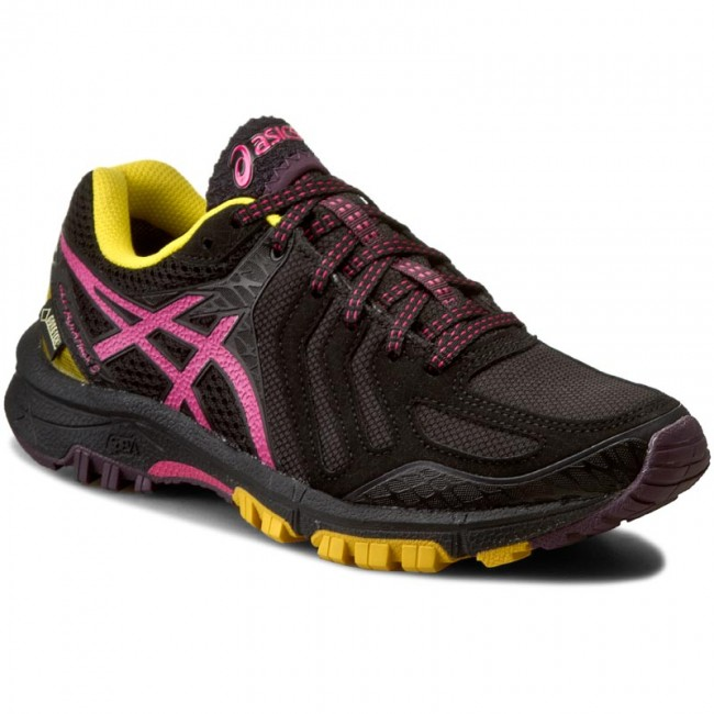 33981b70d50b Shoes ASICS - GEL-FujiAttack 5 G-Tx T681N Eggplant Sport Pink Lemon ...