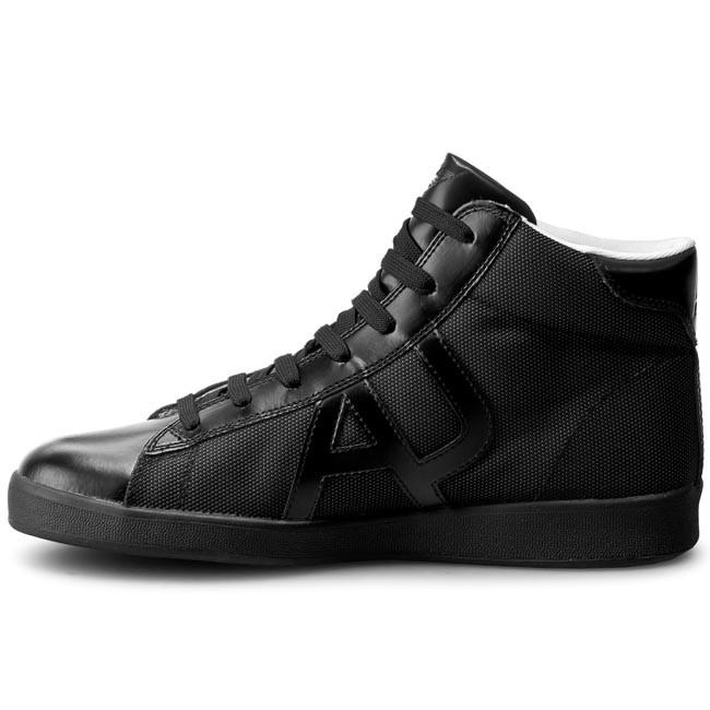 b9df5a8ca3 Sneakers ARMANI JEANS - 935566 CC503 00020 Nero - Sneakers - Low shoes -  Men's shoes - efootwear.eu