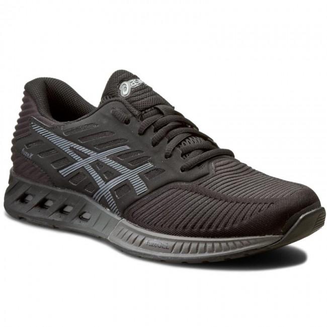 Chaussures ASICS FuzeX T689N en Noir/ Shark T689N FuzeX/ Noir 9096 Course à pied en intérieur 180fa6d - tinyhouseblog.website