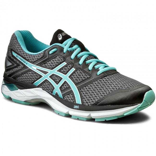 d5b243aef76b2 Shoes ASICS - Gel-Phoenix 8 T6F7N Carbon/Aruba Blue/Black 9778 ...