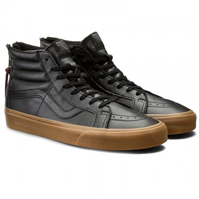 e12a24d52a Sneakers VANS - Sk8-Hi Reissue Zip VN0004KYJSF (Hiking) Black Gum - Casual  - Low shoes - Men s shoes - www.efootwear.eu