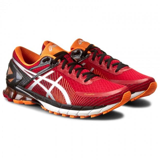 Shoes ASICS - Gel-Kinsei 6 T642N True Red Silver Hot Orange 2393 ... 79e7e792308