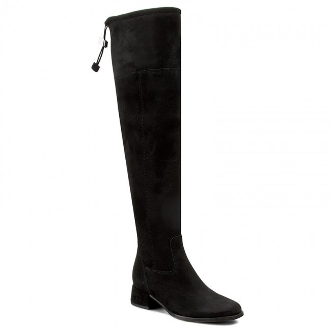 Over-Knee Boots GABOR - 55.875.17 Schwarz - Musketeer - High boots ... cb1797a6c3