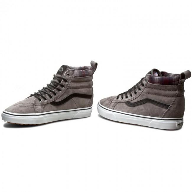 33df832c36692f Sneakers VANS - Sk8-Hi Mte VN000XH4JTG (Mte) Pewter Plaid - Casual ...