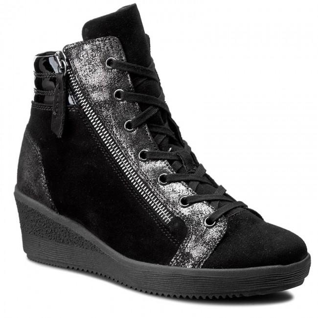 Sneakers Gabor 47 56 Czarnyantracyt 445 rr8Bq