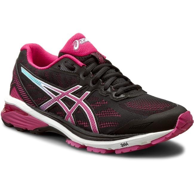 Shoes ASICS - GT-1000 5 T6A8N Black