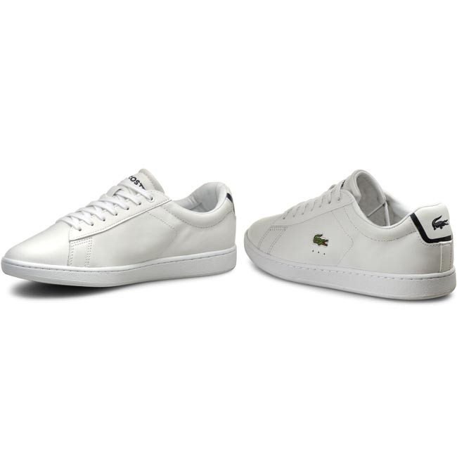 443ee391fd00b Sneakers LACOSTE - Carnaby Bl 1 7-32SPW0132001 Wht - Sneakers - Low ...