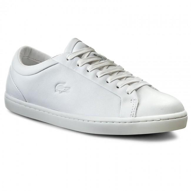 81f15a8e90546 ... top quality sneakers lacoste straightset 316 1 7 32caw0114001 wht b6c77  0f11e