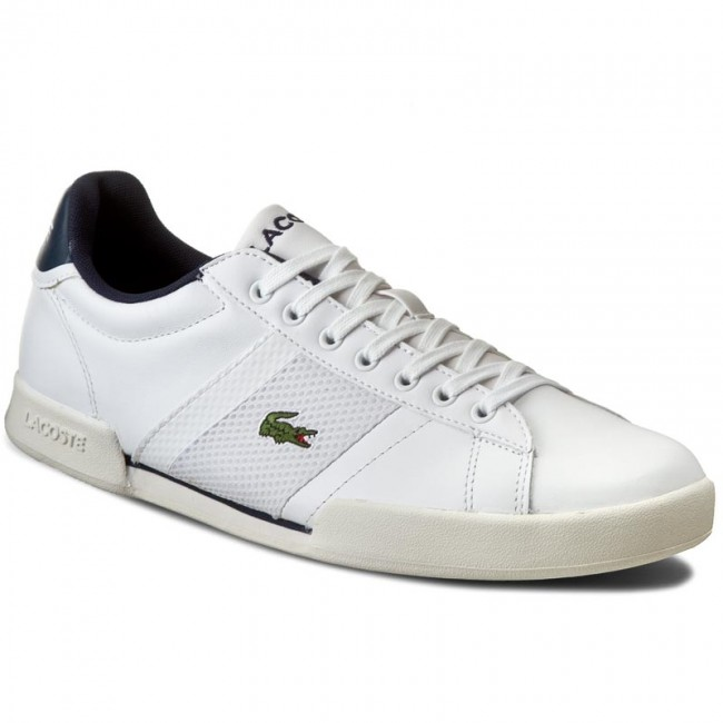 e15b94b9ba7219 Sneakers LACOSTE - Deston 316 1 7-32SPM0006001 Wht - Casual - Low ...
