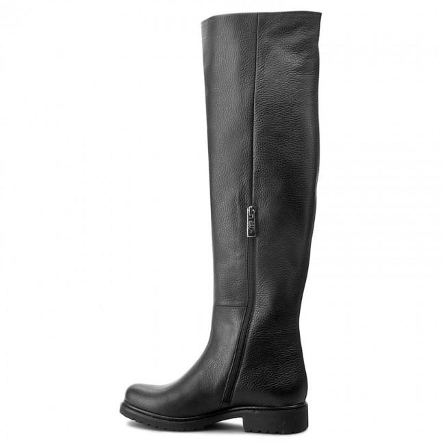 High Es Knee Boots Miro' Loriblu Nero E13101 7i cTK3JlF1