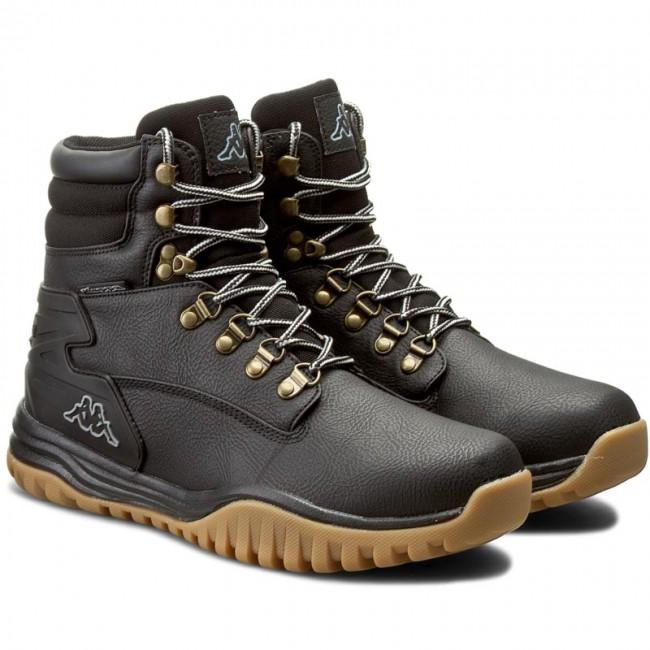 szalona cena informacje dla wiele stylów Boots KAPPA - Farum Mid 242155 Black/Anthra 1113