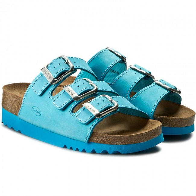1766eede481b Slides SCHOLL - Rio AD F23012 1946 Turkus - Mules - Mules and sandals -  Women s shoes - www.efootwear.eu