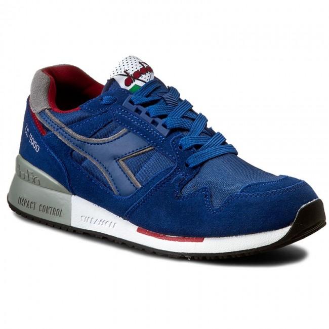 Sneakers DIADORA - I.C 4000 NYL II 501.170940 01 C6299 Estate Blue/Chili  Pepper