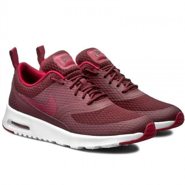 Nike Air Max Thea Dark Red