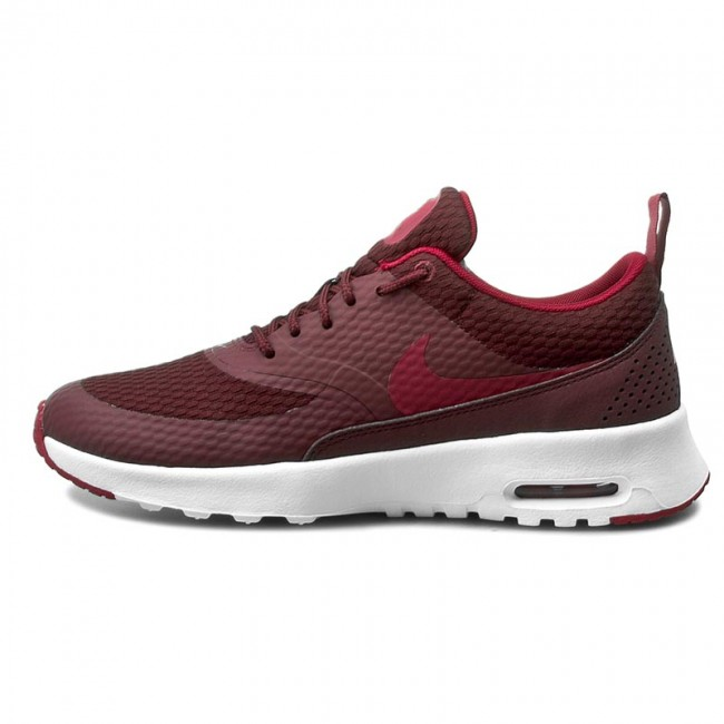 new product 594b4 10e89 Shoes NIKE - W Nike Air Max Thea Txt 819639 600 Night Maroon Nbl Red Smmt  Wht - Sneakers - Low shoes - Women s shoes - www.efootwear.eu