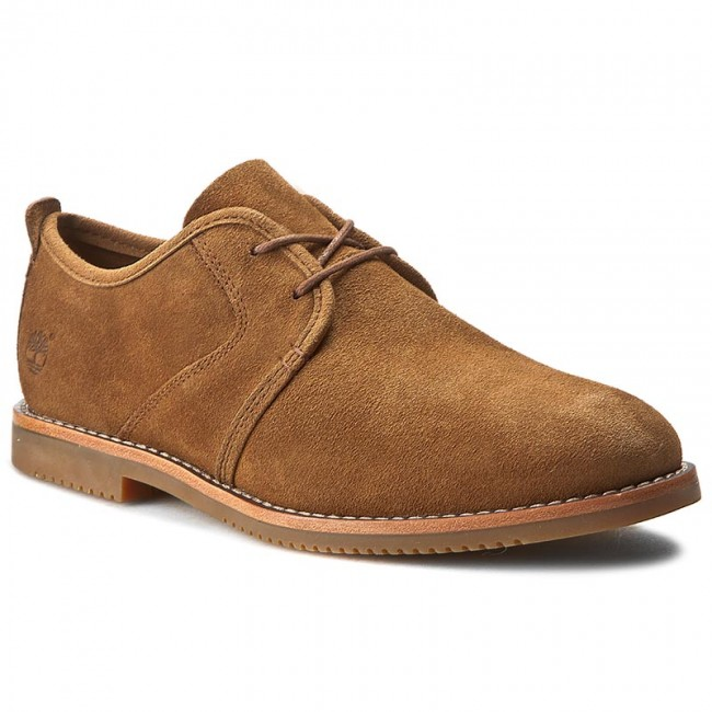 Shoes TIMBERLAND - Brooklyn Park A172W Brown