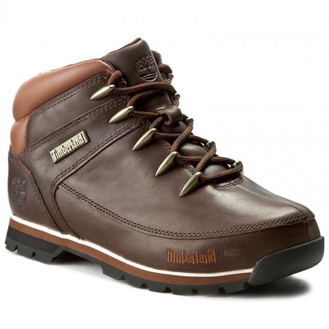 Hiking Boots TIMBERLAND - Euro Sprint 6831R TB06831R2421 Dark Brown ... 82cc927e4
