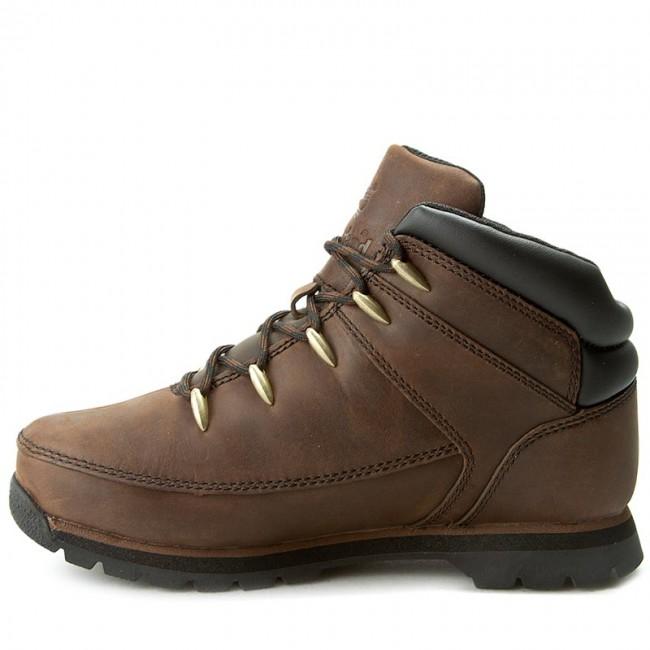 Delgado Disturbio Necesario  Hiking Boots TIMBERLAND - Euro Sprint A1316 Dark Brown - Trekker boots -  High boots and others - Women's shoes | efootwear.eu