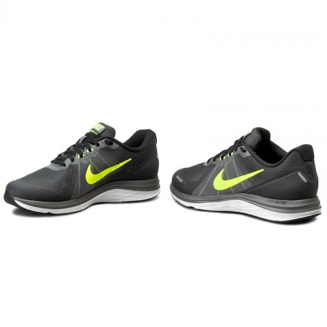 best service dae27 07e54 Shoes NIKE - Nike Dual Fusion X 2 819316 008 Dark Grey Volt Black