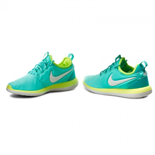 sale retailer 2a570 7f228 Shoes NIKE - Roshe Two (GS) 844655 300 Hyper Turq Mtlc Summit Wht