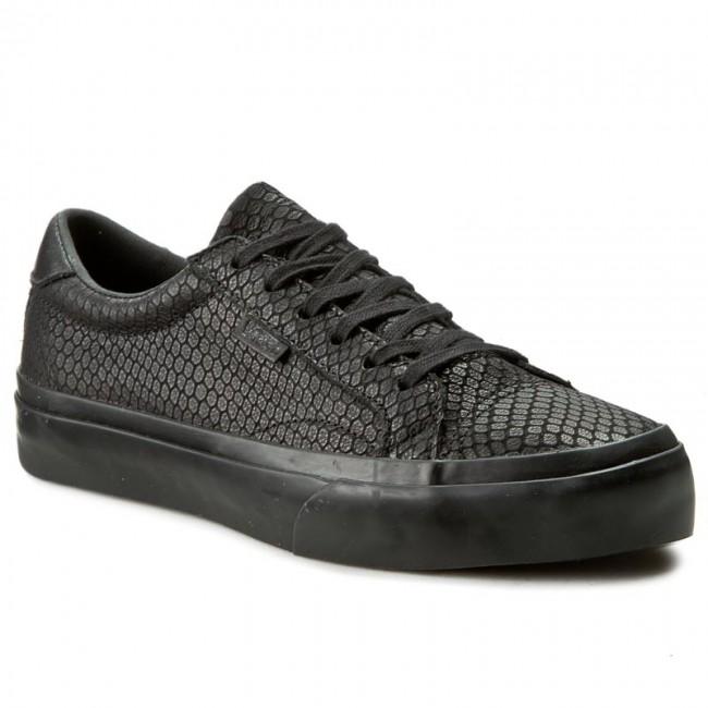 Sneakers VANS - Court+ V4OWIJE (Snake Leather) Black/Black