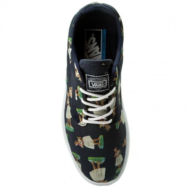 ea68048635 Sneakers VANS - Iso 1.5 + VN0004O0IQ1 (Digi Hula) Navy - Sneakers - Low  shoes - Women s shoes - www.efootwear.eu