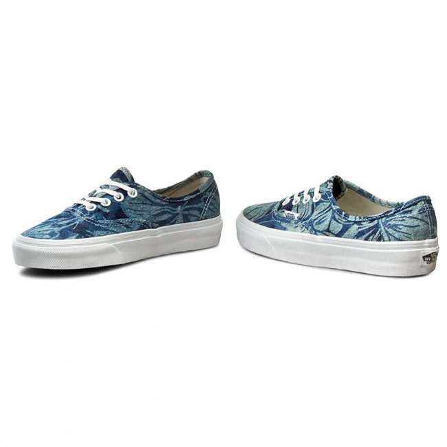 vans authentic blu