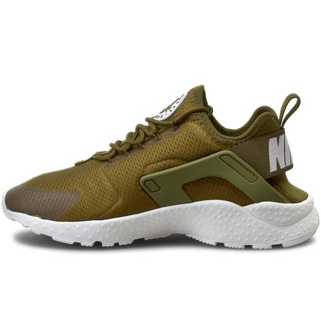 a3b67eaf87c19f Shoes NIKE - W Air Huarache Run Ultra 819151 302 Olive Flak White -  Sneakers - Low shoes - Women s shoes - www.efootwear.eu