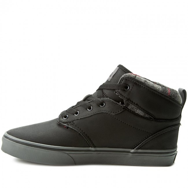 3584034b84 Sneakers VANS - Atwood Hi VN000VH1K72 (Mte) Flannel Black Bunge - Sneakers  - Low shoes - Women s shoes - www.efootwear.eu