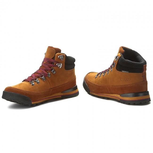 Trekker Boots CMP Heka Trekking Shoes Wp 3Q49557 Bronzo R720