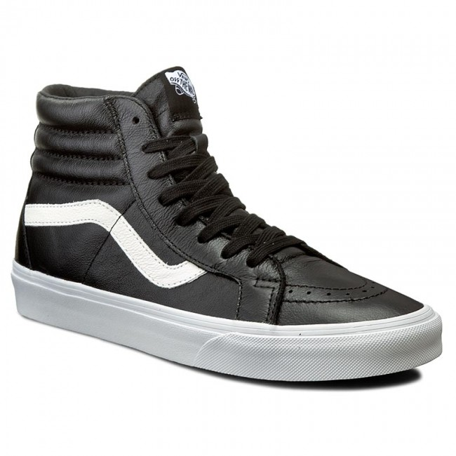 30b068281c9e Sneakers VANS - Sk8-Hi Reissue VN000ZA0EW9 (Premium Leather) Black ...