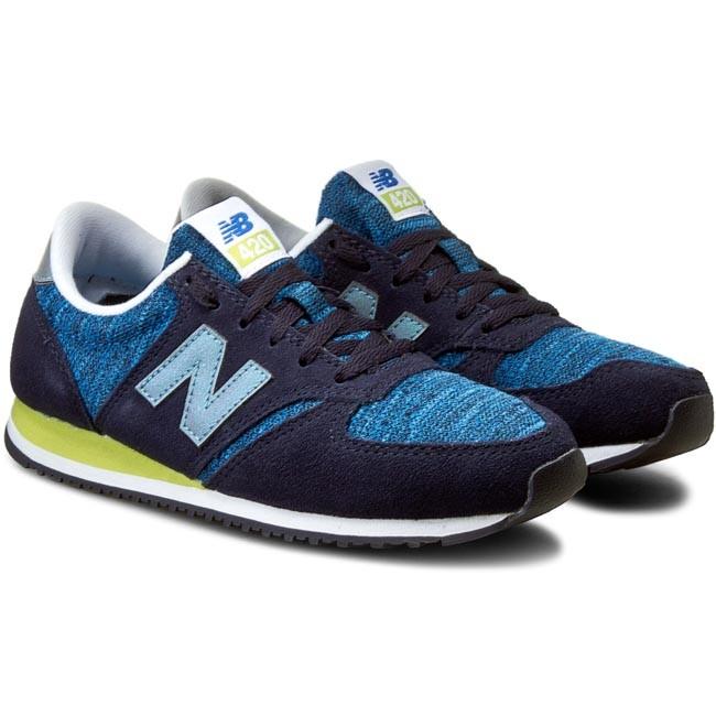 new balance 420 navy blue