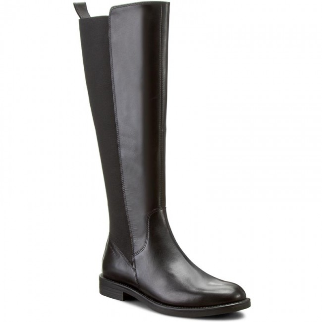 98e0a596463 Knee High Boots VAGABOND - Amina 4203-301-20 Black - Knee-high boots ...