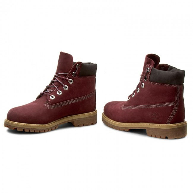 9180b156522b3 Hiking Boots TIMBERLAND - 6 In Premium Wp Boot A1BAQ Dark - Trekker ...