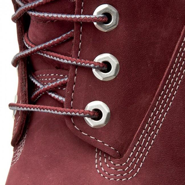Timberland 6 in Premium Winter shoes Wmn (dark red nubuck)